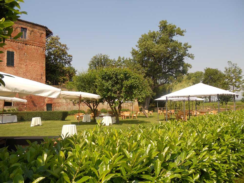 Bon Ton di Pietrini presso Torre Valgorrera - catering per matrimoni e catering per eventi aziendali Bon Ton di Pietrini, Torino