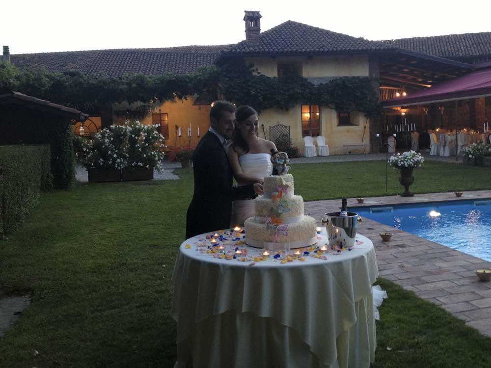 Sposi Castello di Nichelino