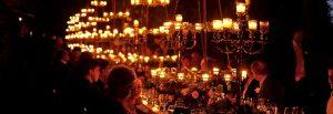 Allestimento Luci e atmosfere Pietrini Bon Ton Catering