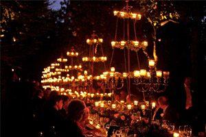 Allestimento Luci e atmosfere Bon Ton pietrini Catering Banqueting