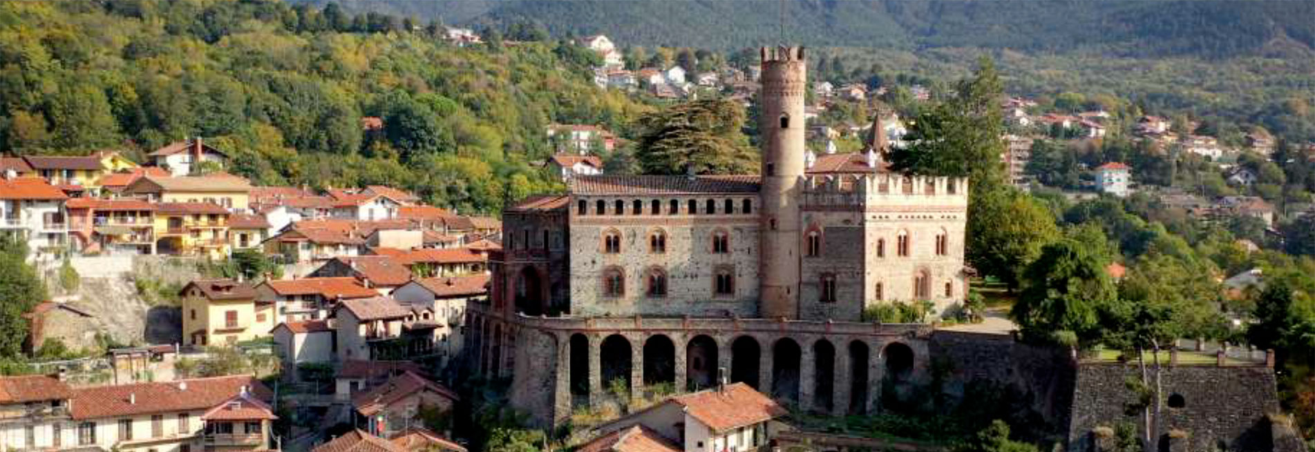 Castello di Villardora - Location eventi