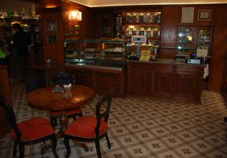 caffè pasticceria bistrot Pietrini a Susa
