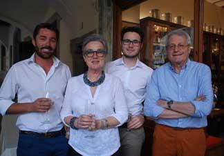 La Famiglia Pietrini di Susa.