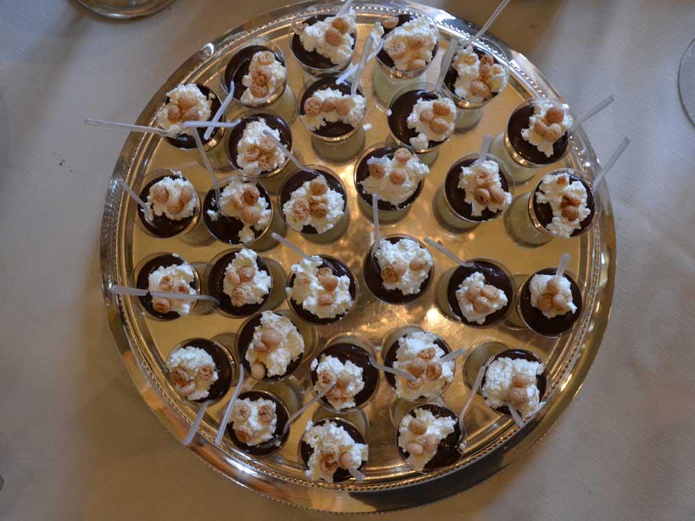 Buffet dolci-dolci al cucchiaio-BON TON Pietrini