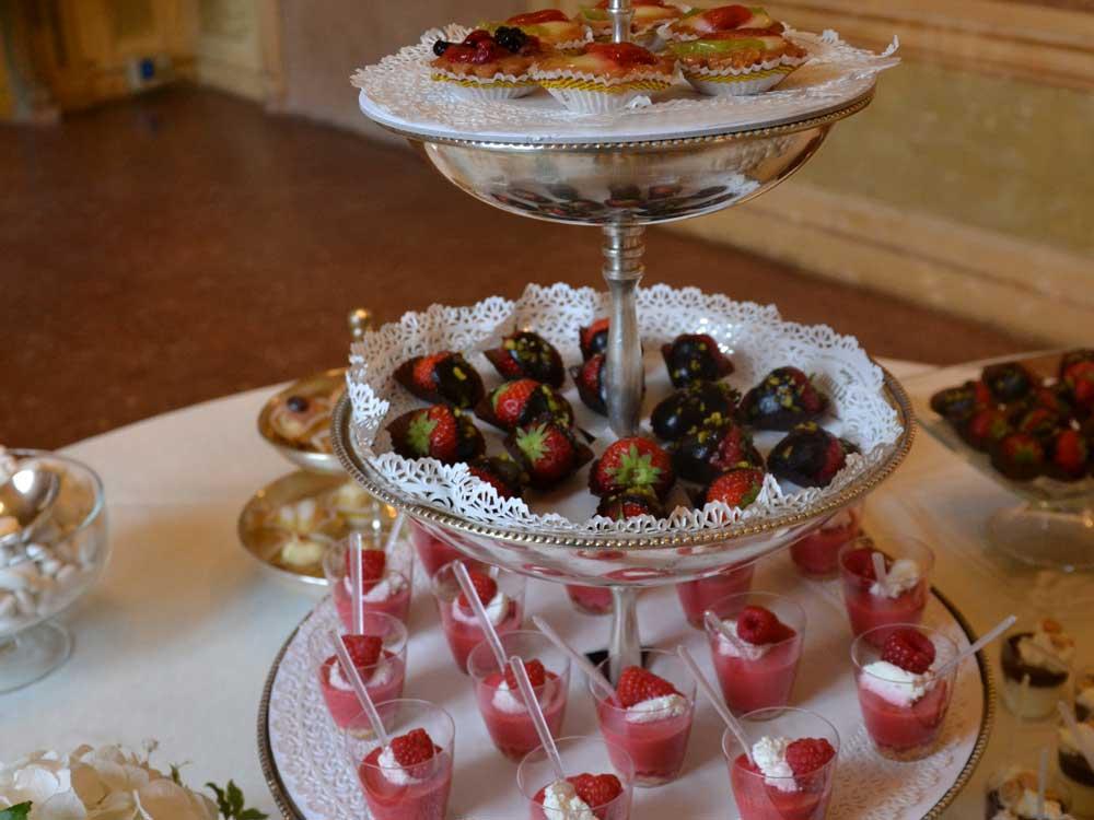 Buffet dei Dolci Catering Bon Ton Pietrini