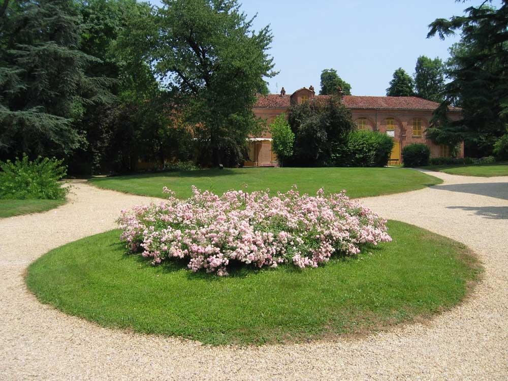 Giardini Castello di Pralormo