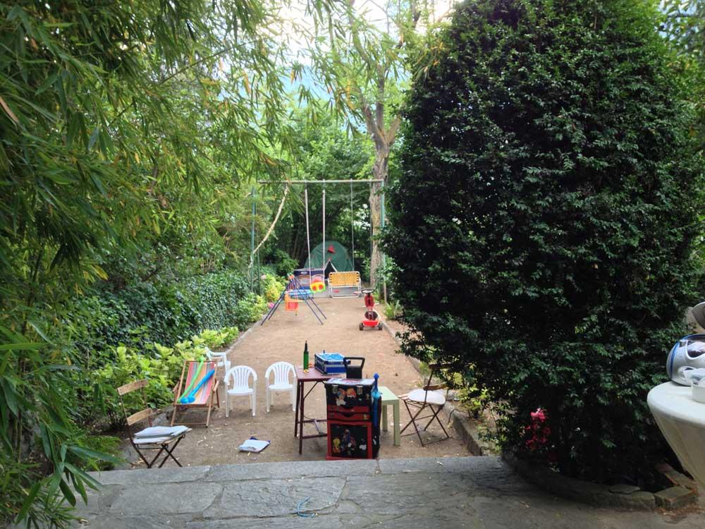 location per matrimoni catering Bon Ton - Giardini, area giochi Villa Vigna Brunetta catering per matrimoni Bon Ton di Pietrini