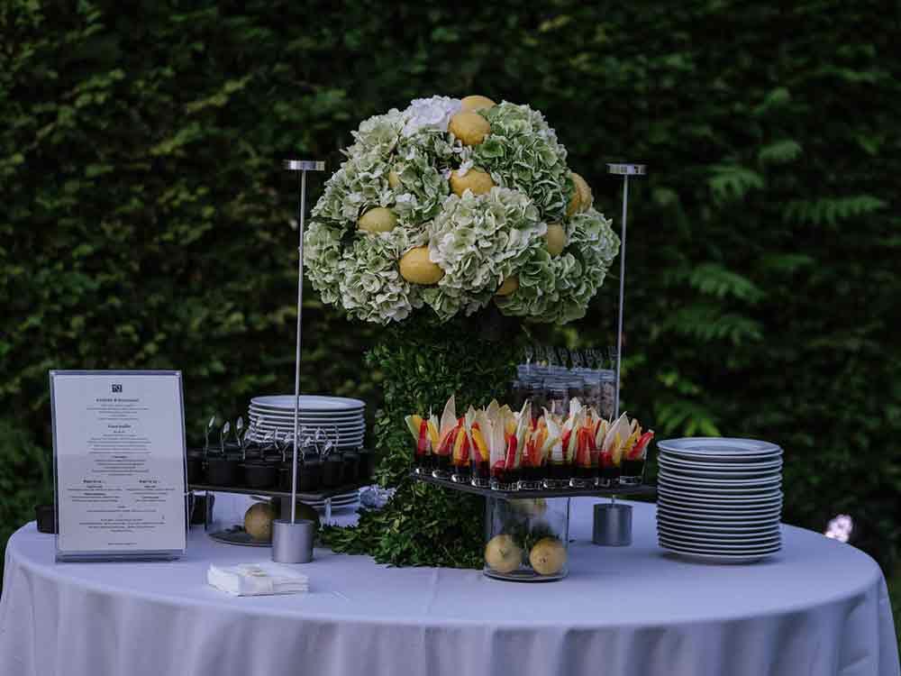 Buffet matrimonio Catering Bon Ton di Pietrini