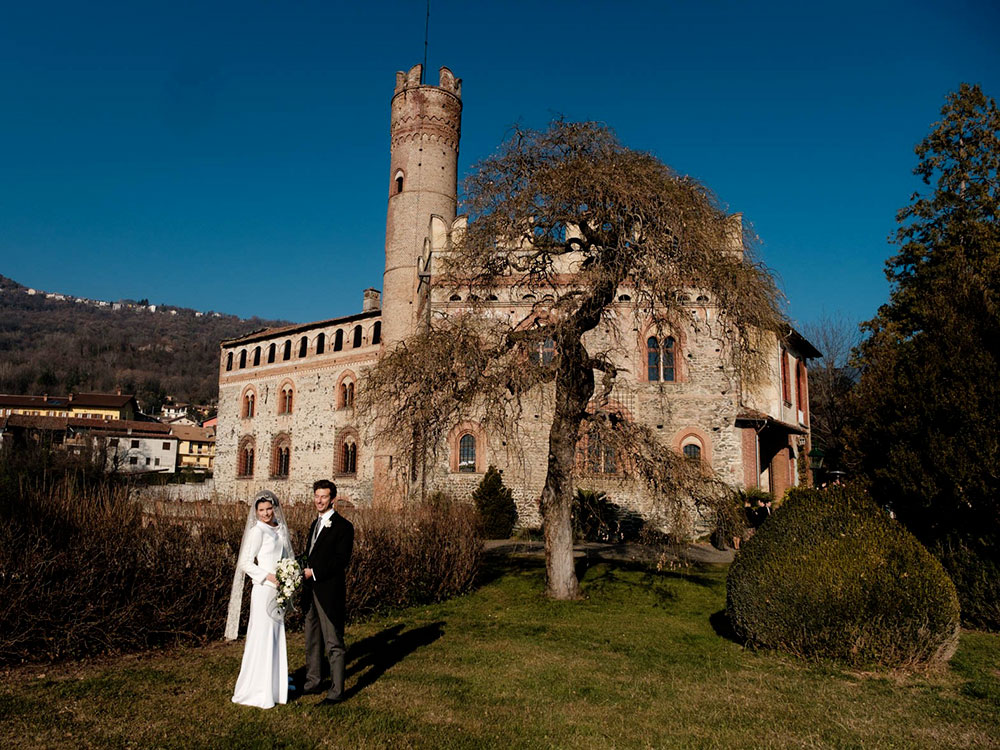 matrimonio al castello di villardora
