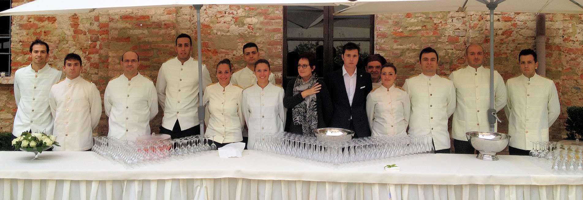 Bon Ton di Pietrni. Catering per matrimoni, banqueting per matrimonio, catering per eventi aziendali e privati a Torino e provincia