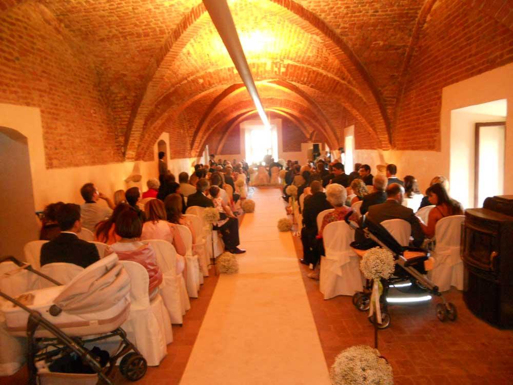 allestimento cerimonia Bon Ton di Pietrini - Bon Ton di Pietrini presso Torre Valgorrera - catering per matrimoni e catering per eventi aziendali Bon Ton di Pietrini, Torino