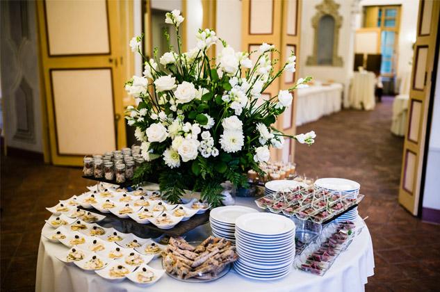 catering per matrimoni e cerimonie, servizio banqueting e catering Torino. Servizio catering per matrimonio, allestimento eventi e location.