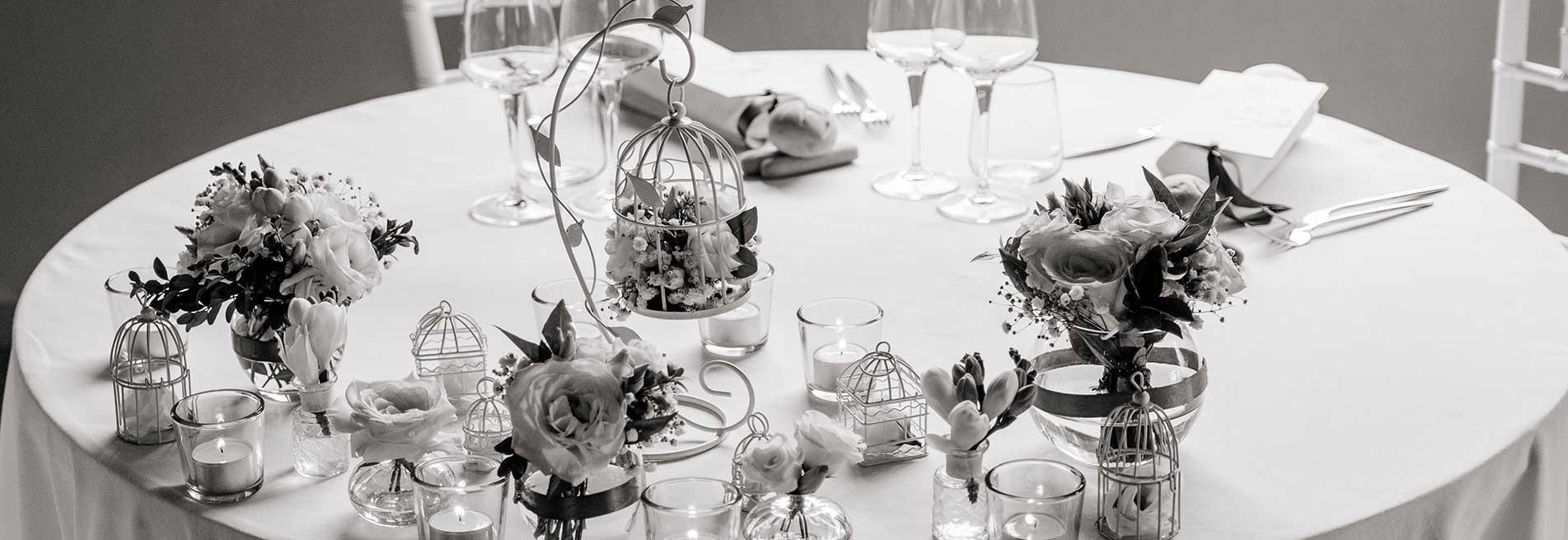 servizio catering per matrimoni. Allestimenti catering e banqueting per matrimonio e eventi privati a Torino .