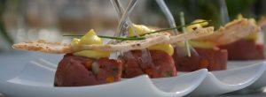battuta di fassone e zabajone salato-Bon Ton Pietrini