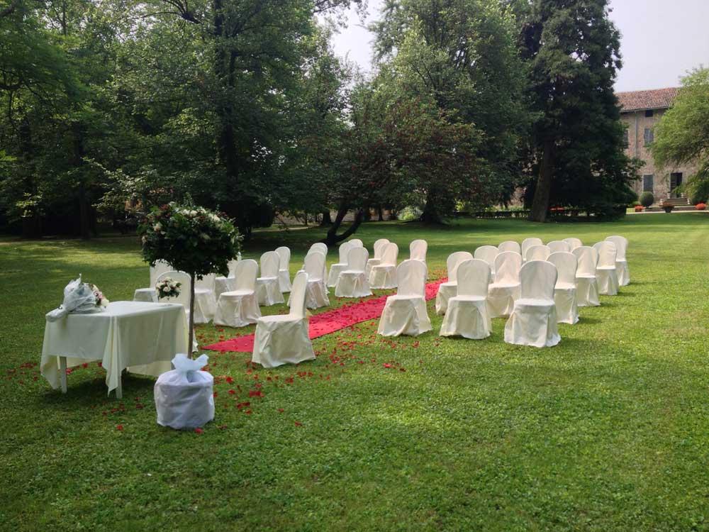 Castello di Nichelino cerimonia - Bon Ton di Pietrini presso il Castello di Nichelino - catering per matrimoni e catering per eventi aziendali Bon Ton di Pietrini, Torino
