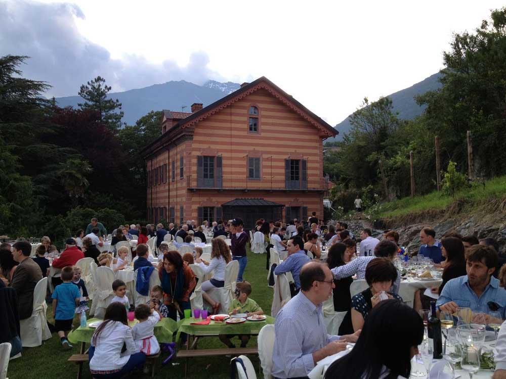 location per matrimoni catering Bon Ton - Cena di nozze a Vigna Brunetta catering per matrimoni Bon Ton di Pietrini