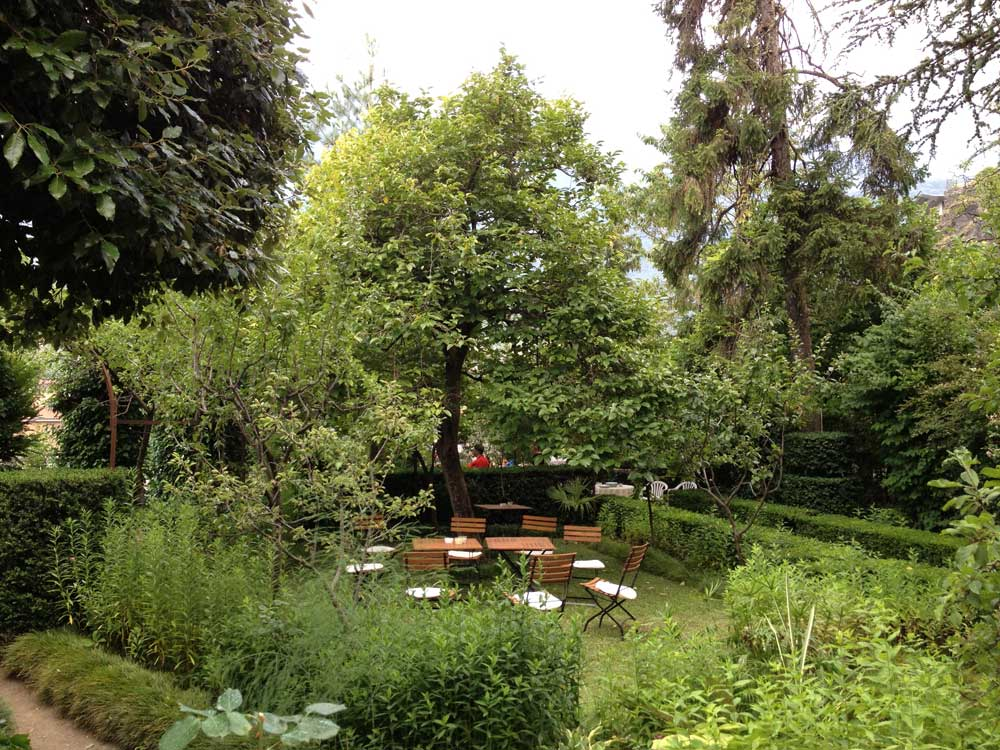 Giardini villa brunetta