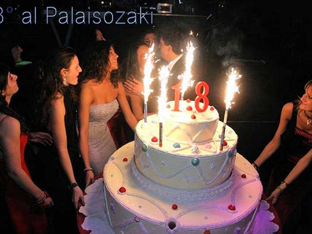 Torta compleanno Pasticceria Pietrini
