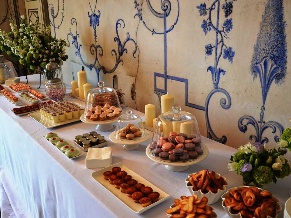 buffet-dolci-catering BON TON-Pietrini
