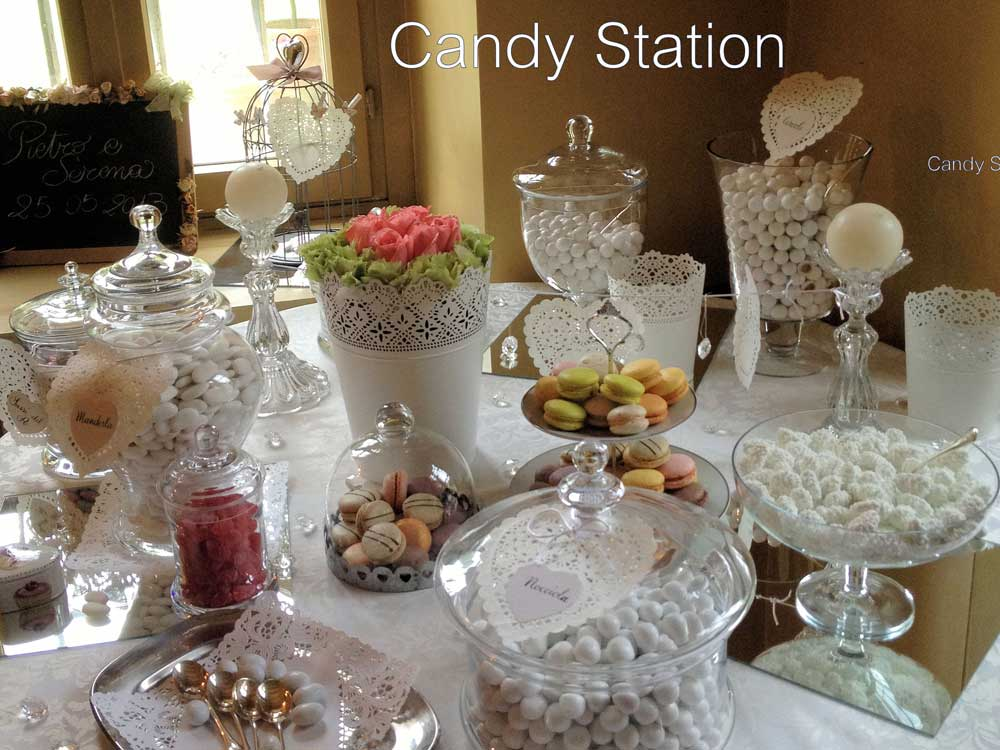 candy-station-catering BON TON-Pietrini