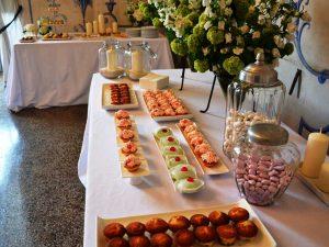 Confettata e buffet dolci-catering BON TON-Pietrini