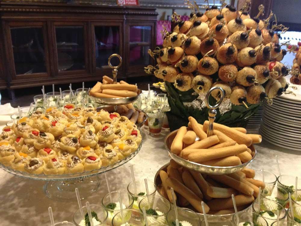 Buffet Catering Bon Ton di Pietrini