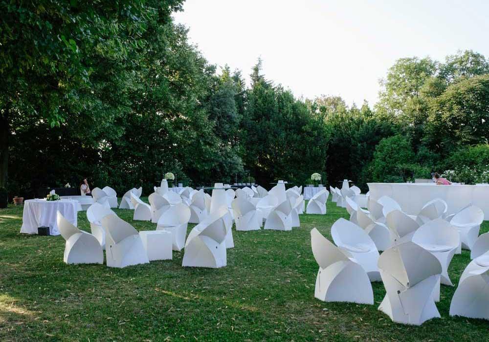 sedute per esterno- Bon Ton Pietrini