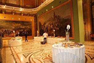 Il Museo del Risorgimento, Torino, catering per eventi aziendali e matrimoni