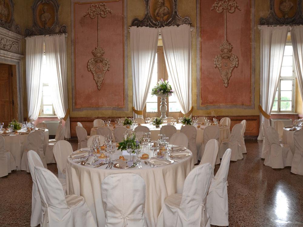 Castello San Giorgio_Salone-Catering BON TON-Pietrini