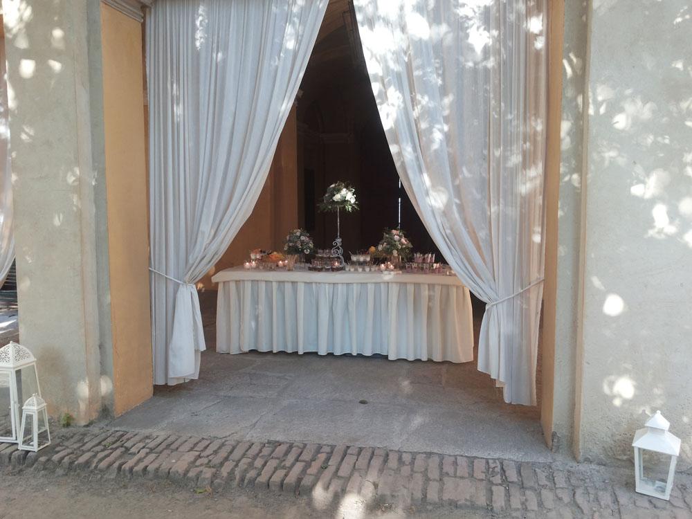 Castello San Sebastiano Po-Buffet dei dolci-Simmi e Bon Ton