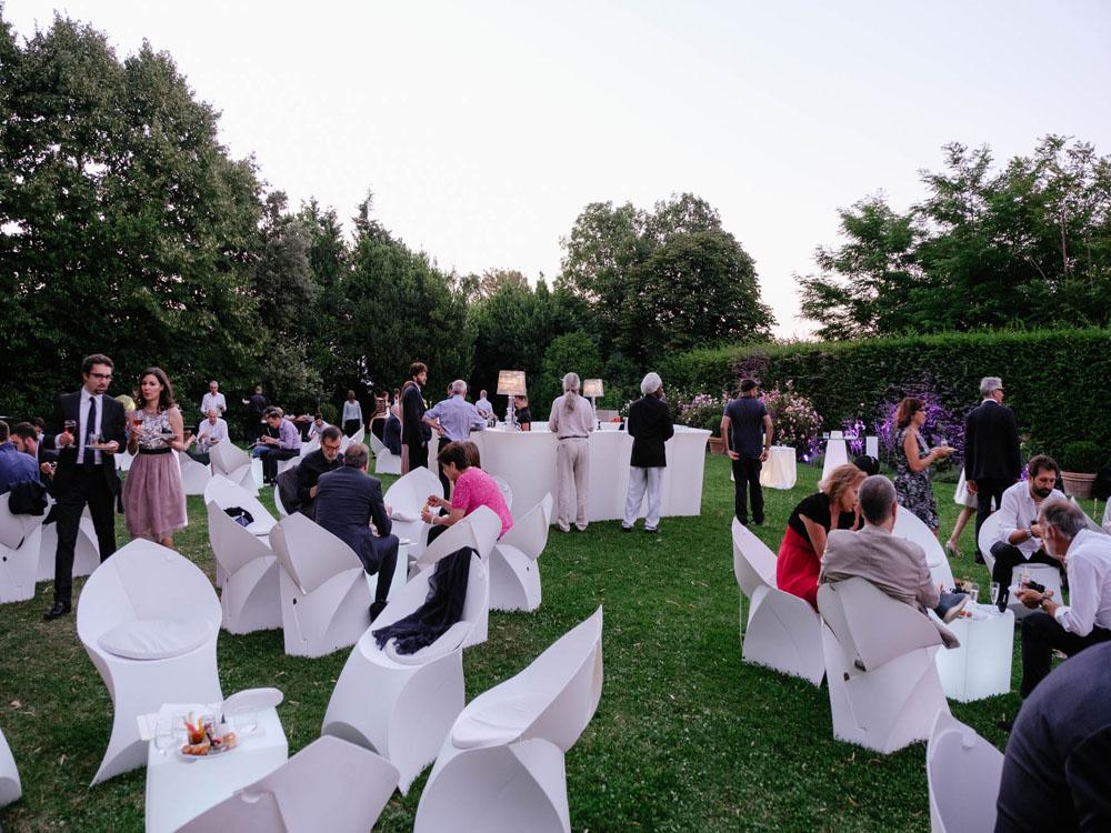 Cocktail in giardino_Bon Ton di Pietrini_Villa Vigna Chinet