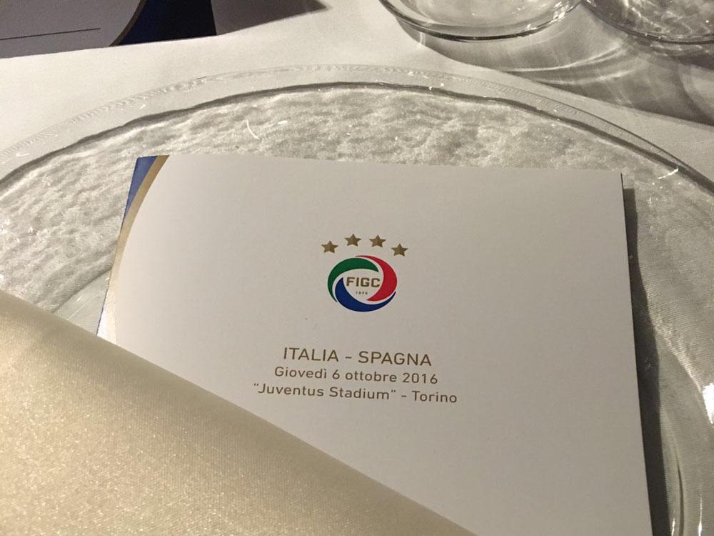 Cena di Gala FIGC Roma Museo Egizio