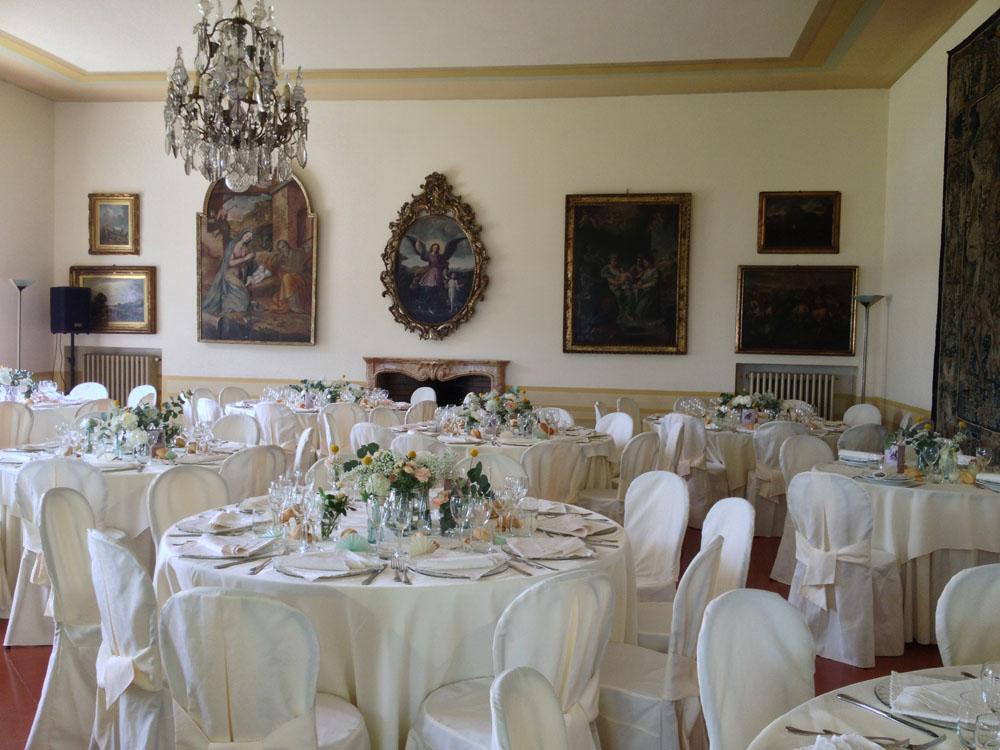 Salone Villa Vigna Chinet_Bon Ton di Pietrini