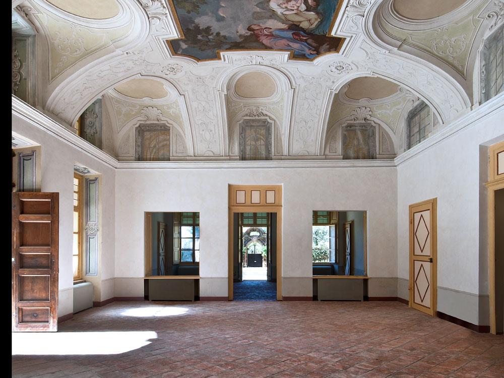 Villa Bria-salone