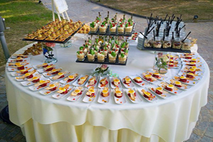 Buffet e Show Cooking
