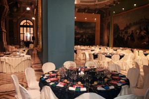 invicta - museo risorgimento-110° anniversario - catering bon ton pietrini