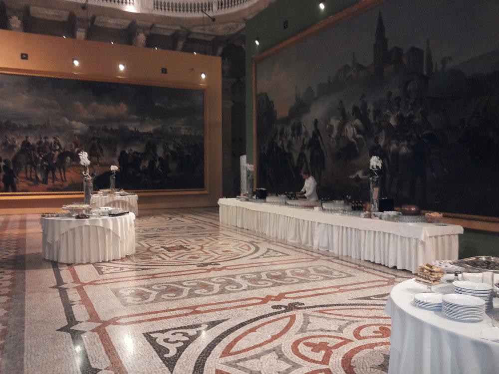 museorisorgimento-sala camera italiana-catering bon ton pietrini