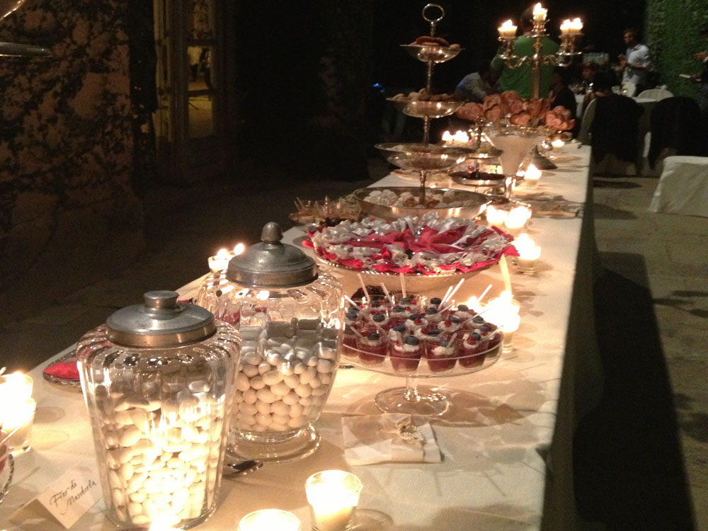 Buffet dolci-Agliè-Catering Bon Ton Pietrini