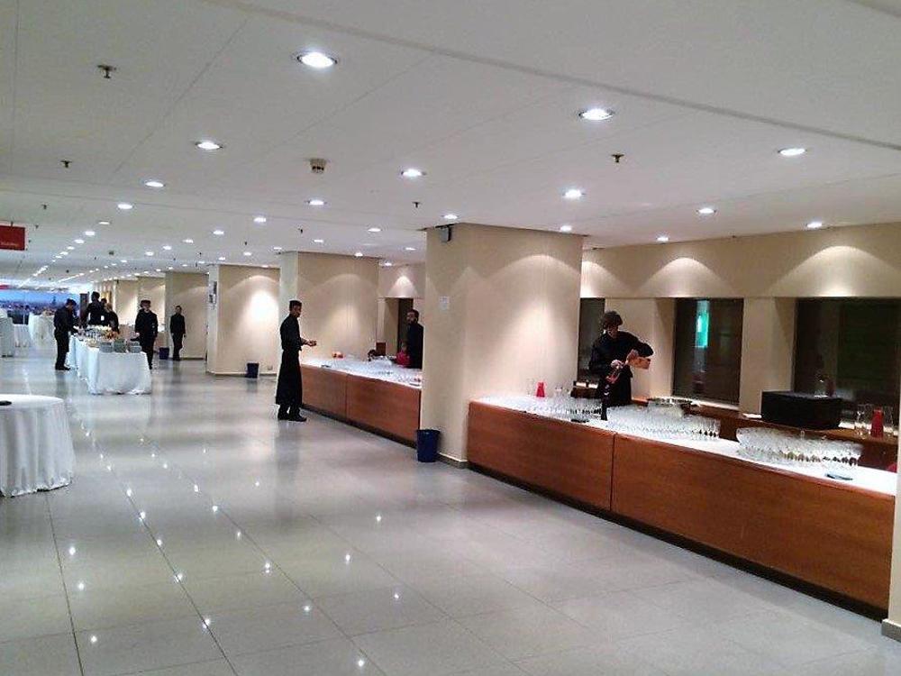 Bon Ton di Pietrini - catering per eventi aziendali - Lingotto Fiere di Torino - location per eventi