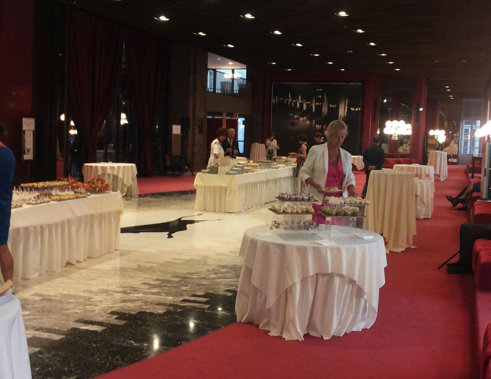 Mito 2016 inaugurazione - Catering Bon Ton Pietrini- Catering per eventi aziendali