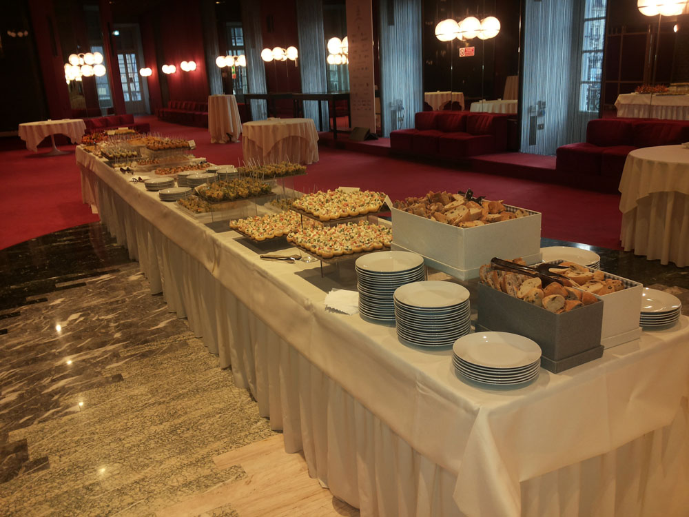 Catering per eventi aziendali Torino - Bon Ton Pietrini