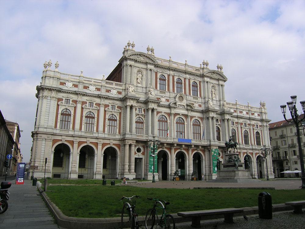 museo risorgimento torino - palazzo carignano - bon ton pietrini