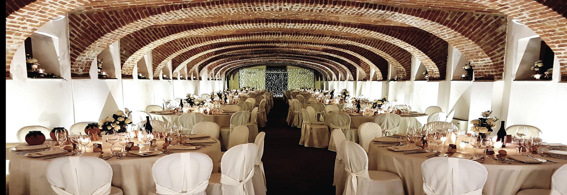 Catering per matrimonio alla Tenuta Berroni