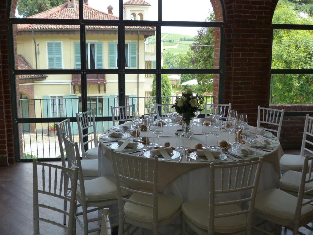 servizio di catering Bon Ton di Pietrini presso la Tenuta Tamburnin - ricevimento di matrimonio