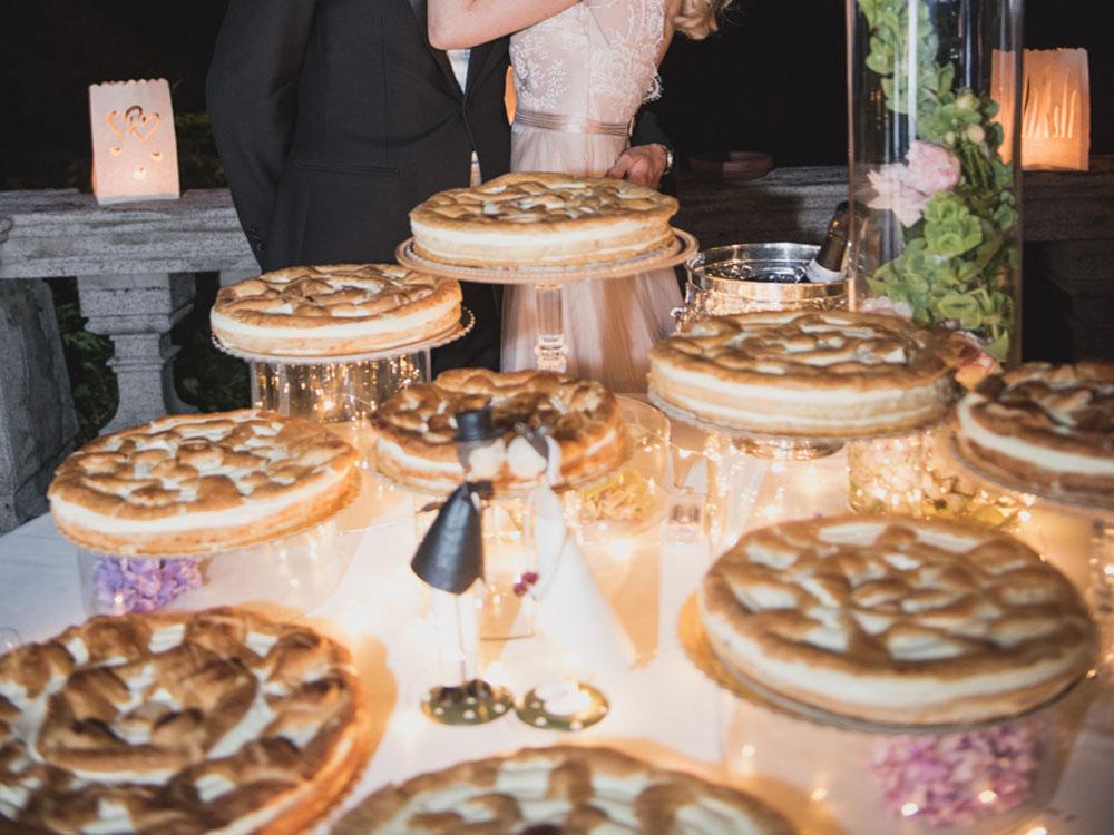 Catering per matrimoni - Tropezienne - Bon Ton Pietrini