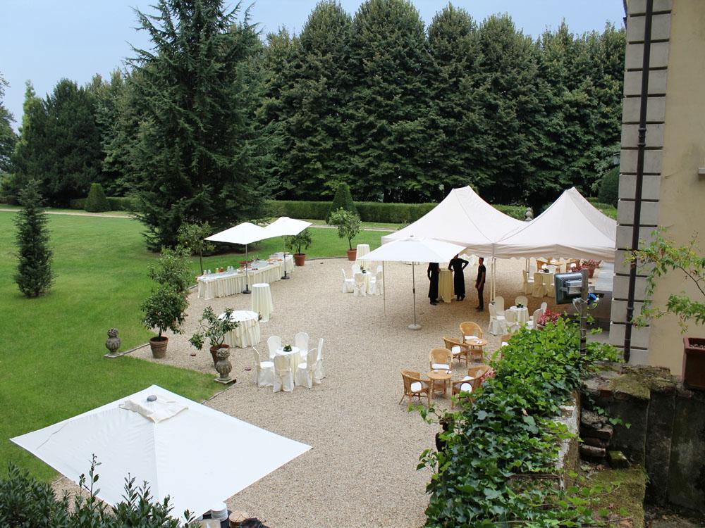Location per matrimoni Torino - Bon Ton Pietrini Catering