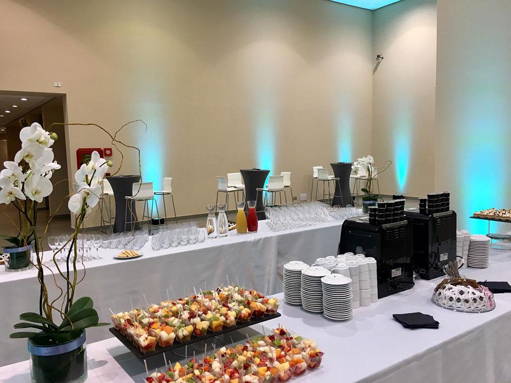 Catering per convegno al Lingotto di Torino