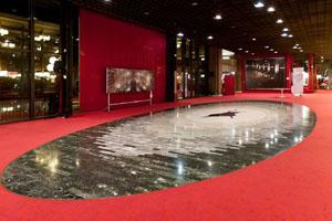 Foyer toro - Teatro Regio Torino - Catering aziendali Bon Ton Pietrini