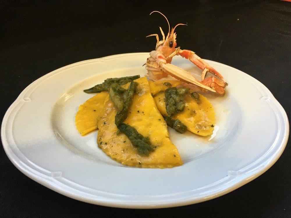 Ravioli - Torino Servizio Catering - Bon Ton Pietrini