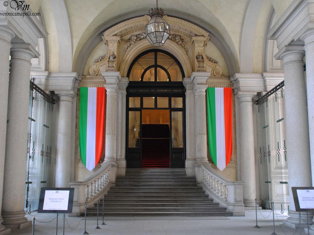 museo risorgimento torino-ingresso-catering bon ton pietrini